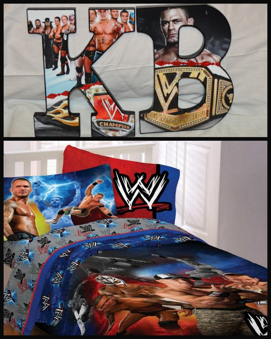 Wwe Wall Decor 18