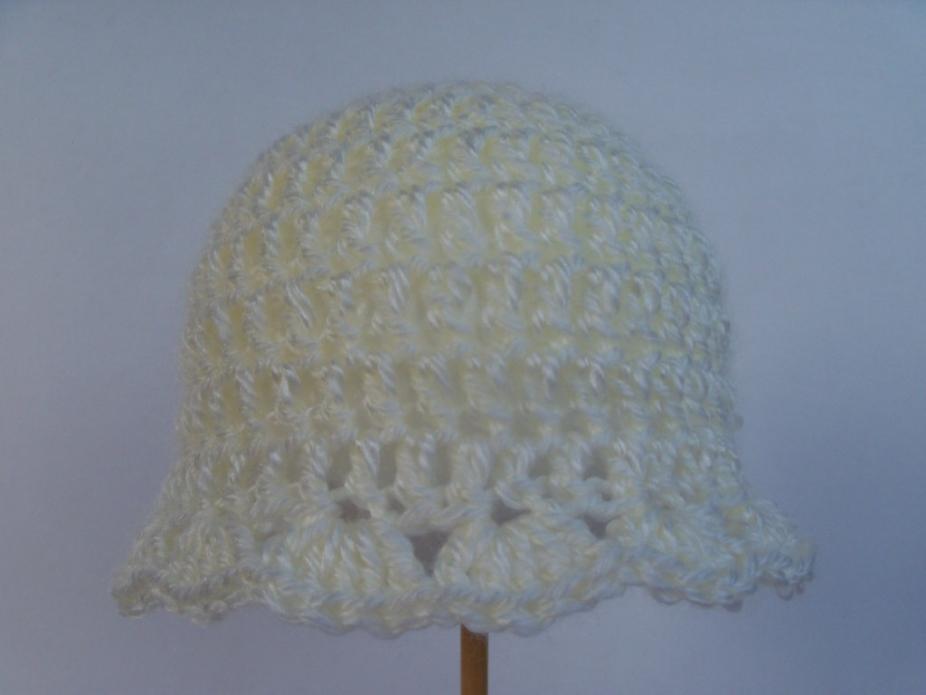 Crochet Simple Baby Hat Pattern : Pdf simple crochet baby hat pattern by 4PennyGirl, Hats