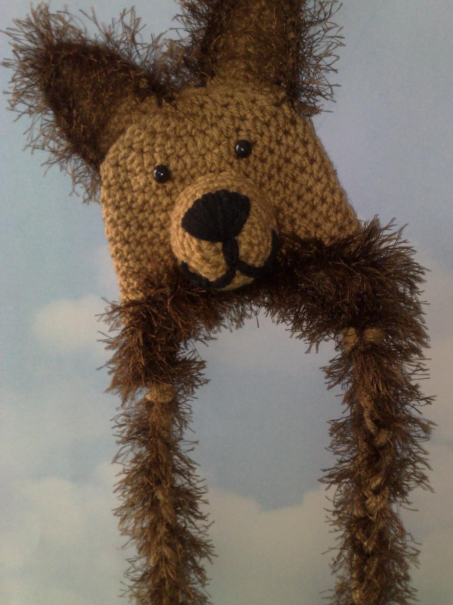 Crochet Hat Animals