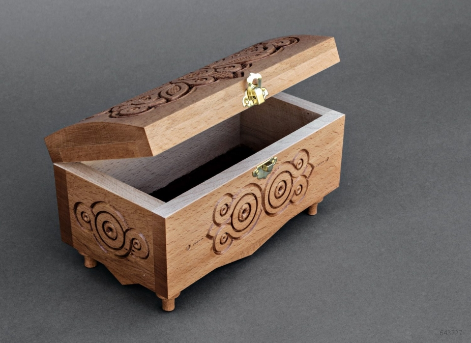 Handmade Wood Boxes for Pinterest