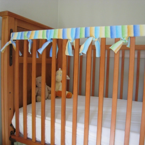 How Much Fabric Needed For Crib Bedding