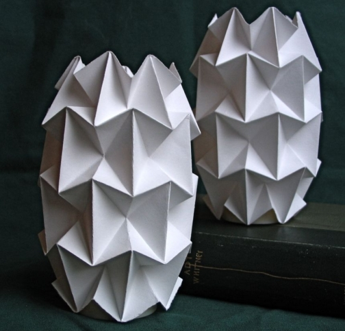 paper light shades Rice paper lamp shades have so much potential they come in hundreds of styles, can be grouped for more visual impact and painted if you want to add some more.