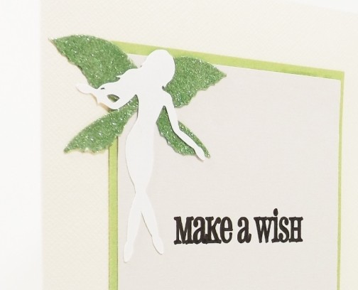 Green fairy birthday card by fairy cardmaker greeting cards bookmarktalkfo Image collections