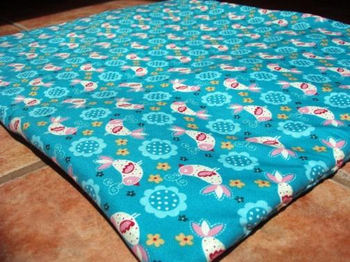 Bird Of Paradise Kitty Yoga Mat Huge Catnip Mat Bed Cats