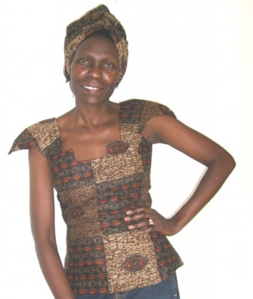 Skirt And Blouse Set By Roseline, Dresses On ICraftGifts.com