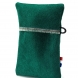 Green pouch, medium size
