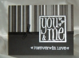 you and me - forever in love