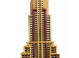 Chrysler Building Puzzle Box