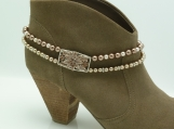 DC101 Mocha Pearl Boot Chain