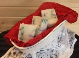 Pocket full of Poseys, scented handmade cold process soap