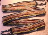 Narrow scarf