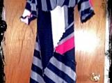 The #Vagabond Dress - An Artful Asymetric Sweater Dress