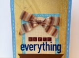 Happy everything card for the person celebrating everything at once