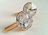 Swarovski Diamond Crystal Earrings