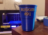 16 OZ cup personalized
