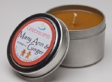 Mary Ann & Ginger (Gingerbread Scented Soy Candle)