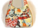 Tootles Boutique Bag - Alexander Henry Koto Designer Fabric
