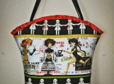 Tootles Boutique Bag - Handmaids Designer Fabric