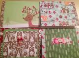 """""""Winter Friends"""" Card Set"""