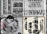 Wishes and Kisses Bundle Word Art and Image Set