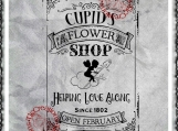 Cupid's Flowers Shop Digi Printable