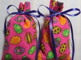 Easter Pink 3X2 Sachet-'Cherry Almond' Fragrance-711