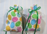 """Easter White 4""""X2"""" Sachet-'Persian Lime Blossom' Fragrance-625"""