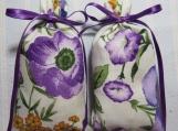 Lavender 3X2 Sachet-'Flower Garden' Fragrance-Cindy's Loft-031