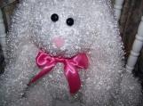 Handmade Curley Bunny