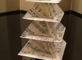 Music Origami Tree