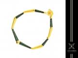 Vortex Bracelet  2016  (Green)