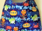 Baby Bib:  Under the Sea Animals