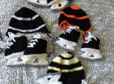 Skate Booties and Hat