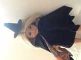American Girl doll Halloween Witch Costume