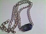 Blue Stone Necklace