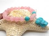 Lucky Frog Beaded Bracelet