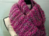 Infinity Scarf -  Knit Cowl Scarf - Knit Circle Scarf - Chunky Scarf - Loop Scarf - Mobius Scarf - Infinity Scarves Chunky