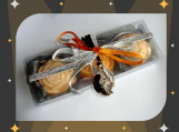 Luxury of Less Trendy Silver Gift Set for Women, Handmade Soaps