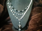 Beaded Designer Necklace Triple The Beauty