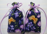 "Lavender 4""X2"" Sachet-'Secret Garden' Fragrance-Cindy's Loft-715"