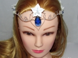 Elven tiara - Love Under the Stars, Wedding tiara, Elven circlet