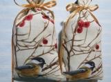 "Christmas 5""X2"" Sachet-'Christmas' Fragrance-Cindy's Loft-261"