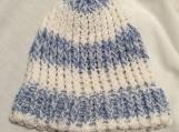 Infant Blue & White Hat