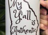My Y'all Coffee Mug