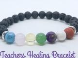 Teachers Aromatherapy Diffuser Bracelet