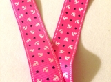 """36"""" Pink Ribbon Lanyard"""