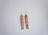 Wild and Free Birch earrings