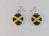Colour Pattern Earrings