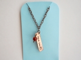 Copper Mama necklace