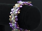 Flowering Pips handcrafted bracelet